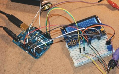 DXZone CW Trainer - Arduino Project