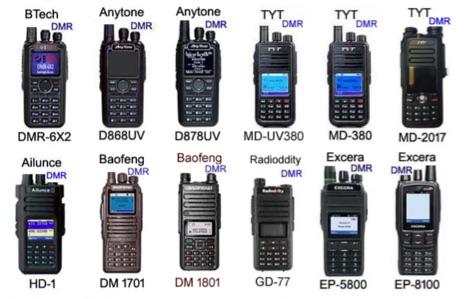 DXZone Sample code plugs for DMR Radios