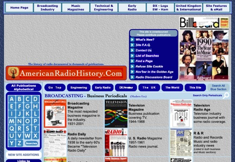 American Radio History - Publications Digital Archive