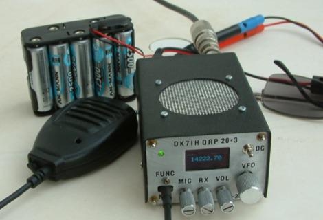 DXZone The Micro20 III  Pocket Size SSB RTX for 20m