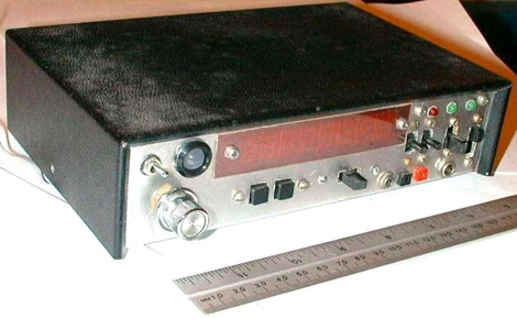 Frequency counter project