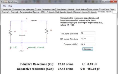 DXZone Antenna Calculation Software