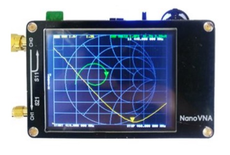 DXZone NanoVNA-H 900 MHz Upgrade