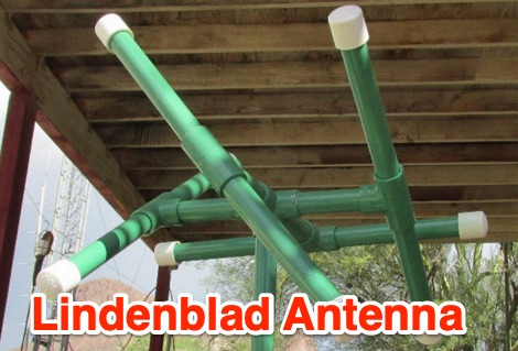 DXZone The Lindenblad Antenna - Presentation