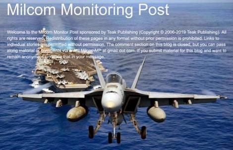 DXZone Milcom Monitoring Post