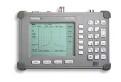 DXZone Anritsu MS2711A Repair