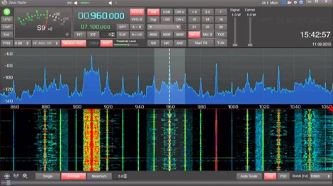 DXZone Zeus Radio - Software Defined Radio