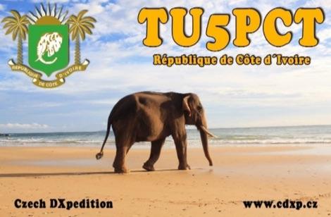 DXZone TU5PCT Ivory Coast 2020