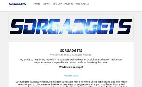DXZone SDRGadgets