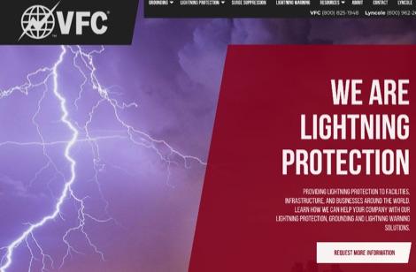 DXZone VFC LP Lightning Protection Products