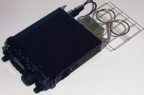 DXZone 2.3GHz to 432MHz RX converter for FT-817