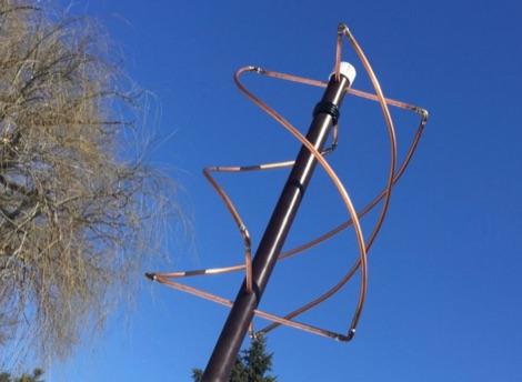 Weather Antenna