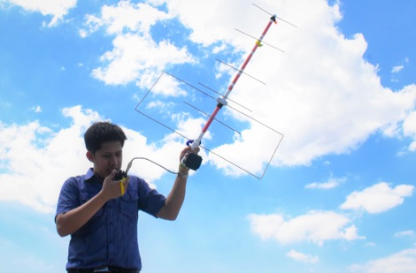 DXZone Getting Started with Satellite Communications
