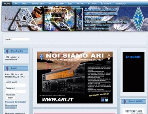 DXZone ARI international DX Contest
