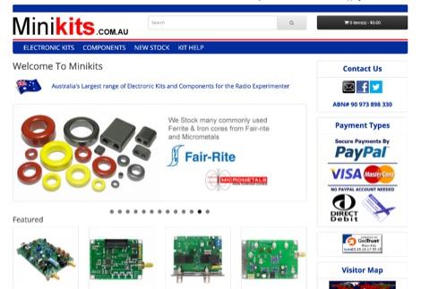 DXZone MiniKits