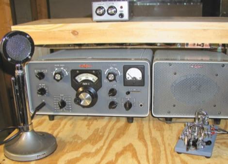 DXZone Collins KWM-2  Modification