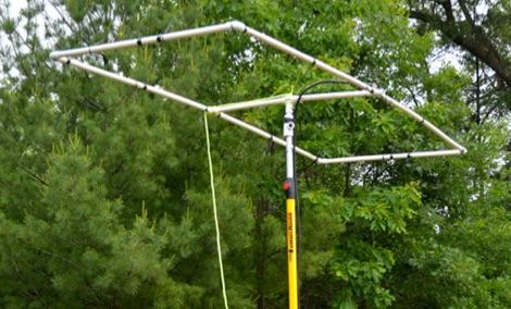 DXZone Building the 6 Meter Moxon Antenna
