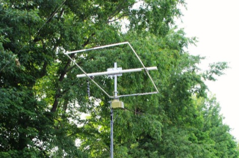 DXZone 6 Meter Band Moxon Style Antenna