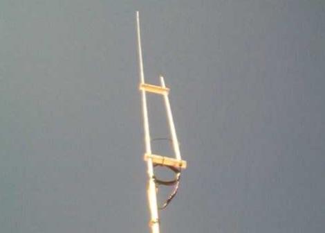 DXZone 50MHz / 6m J-pole Antenna by VK4ADC