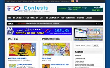 DXZone King of Spain Contest