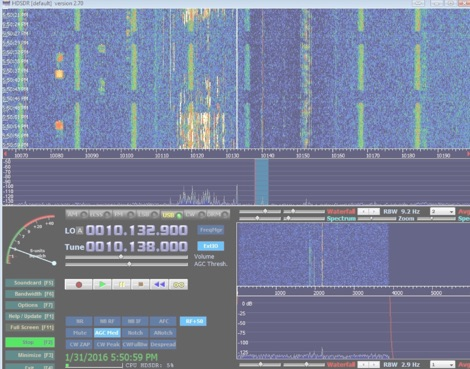 DXZone Using the RTL-SDR Pan-adapter