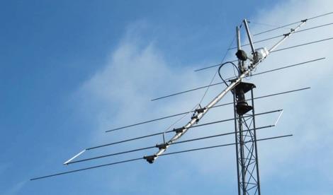 DXZone LFA Yagi Antenna for 6 meter band