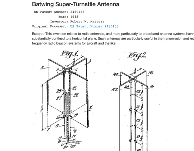 Notable Patents on Antenna Design
