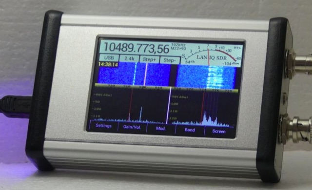 DXZone LAN-IQ SDR