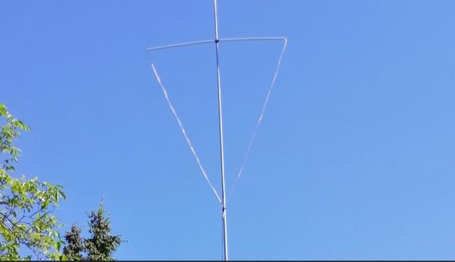 DXZone Delta Loop for 50 MHz