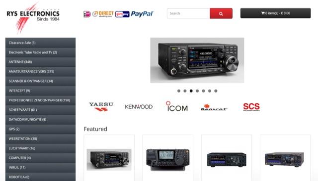 DXZone RYS Electronics