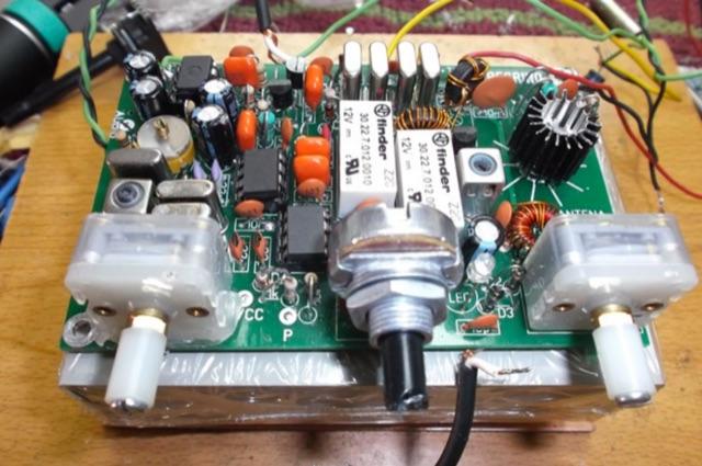 DXZone 17m QRP SSB Transceiver