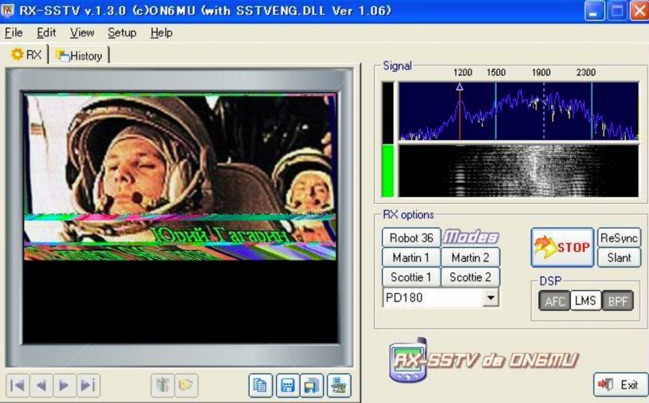 DXZone ARISS SSTV Award