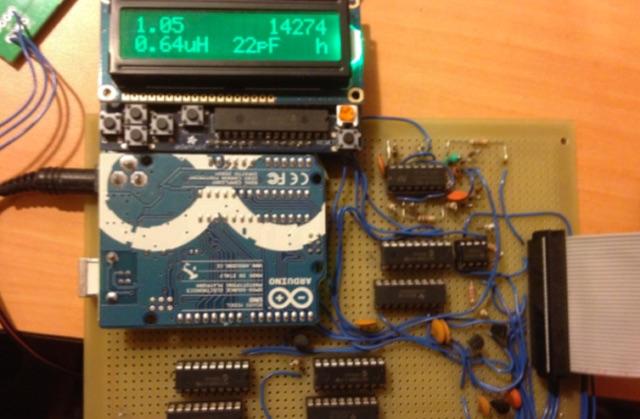 Arduino Antenna Tuner