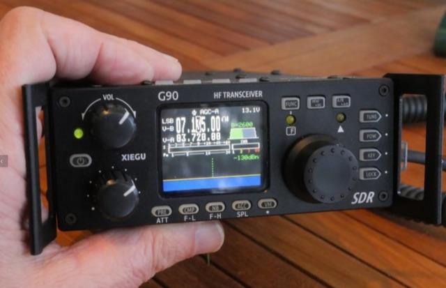 DXZone XIEGU G90 Review