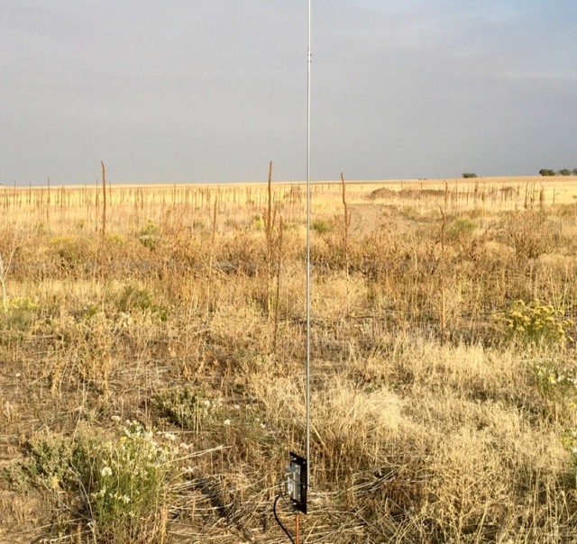 DXZone 160 Meters 4 Square Receive Antenna
