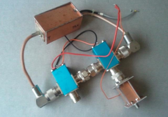 DXZone 50-70 MHz preamplifier