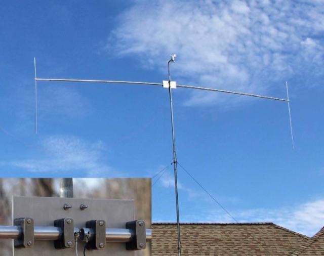 DXZone 20 Meter Rotatable Dipole Antenna