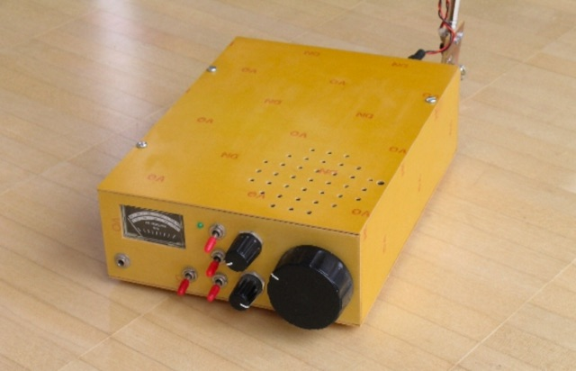 DXZone A 3.5MHz Receiver for SSB and CW