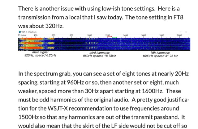 DXZone FT8 and splatter and the ugliness of ALC