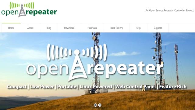 DXZone OpenRepeater for Raspberry Pi