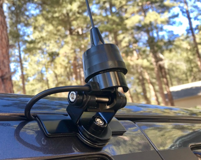 How I Installed a Ham Radio Antenna on my Truck