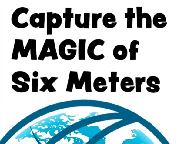 DXZone Free eBook - Capture the MAGIC of Six Meters