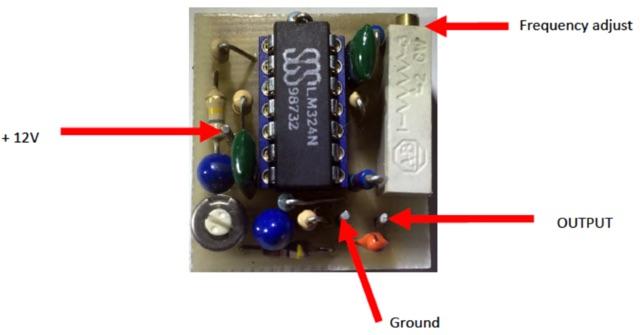 DXZone CTCSS Tone and Encoder