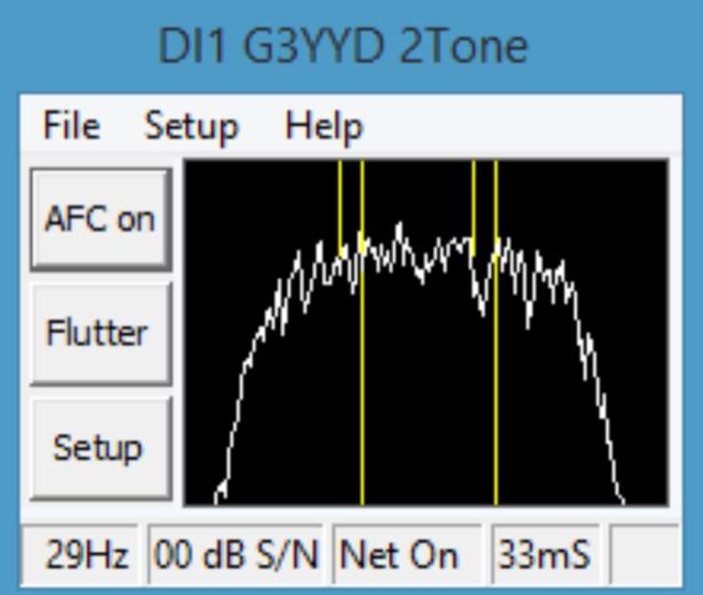 DXZone 2Tone - RTTY Engine