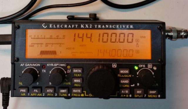 DXZone 2 meter transverter for KX2