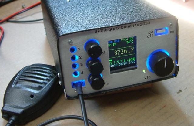 DXZone Gimme Five - QRP SSB Transceiver