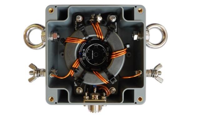 DXZone BalUn for Delta-loop & Quad-loop antennas
