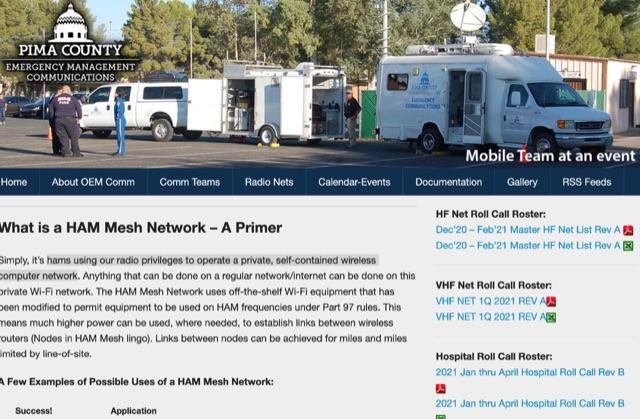 DXZone What is a HAM Mesh Network
