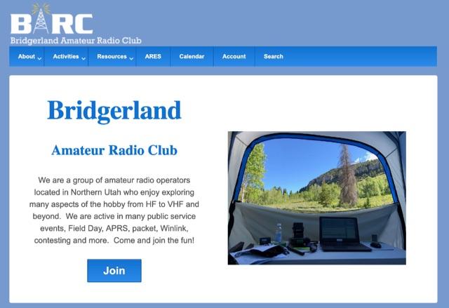 DXZone Bridgerland Amateur Radio Club