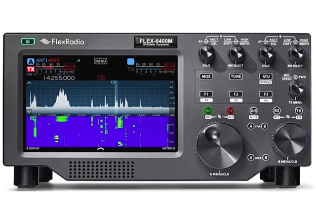 DXZone FLEX-6400M DSP Review